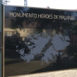 Monument Heroes of the Malvinas